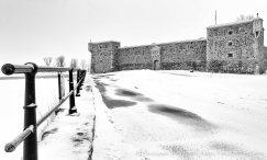 Le Fort, l'hiver