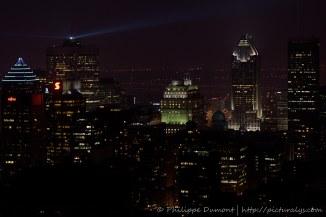 Montréal, la nuit
