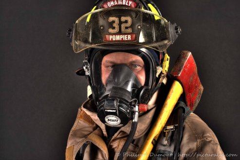 Pompier - Chambly